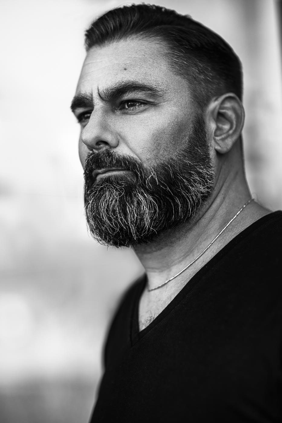 Portrait Fotografie by HENKO - Männer Portrait - Marco