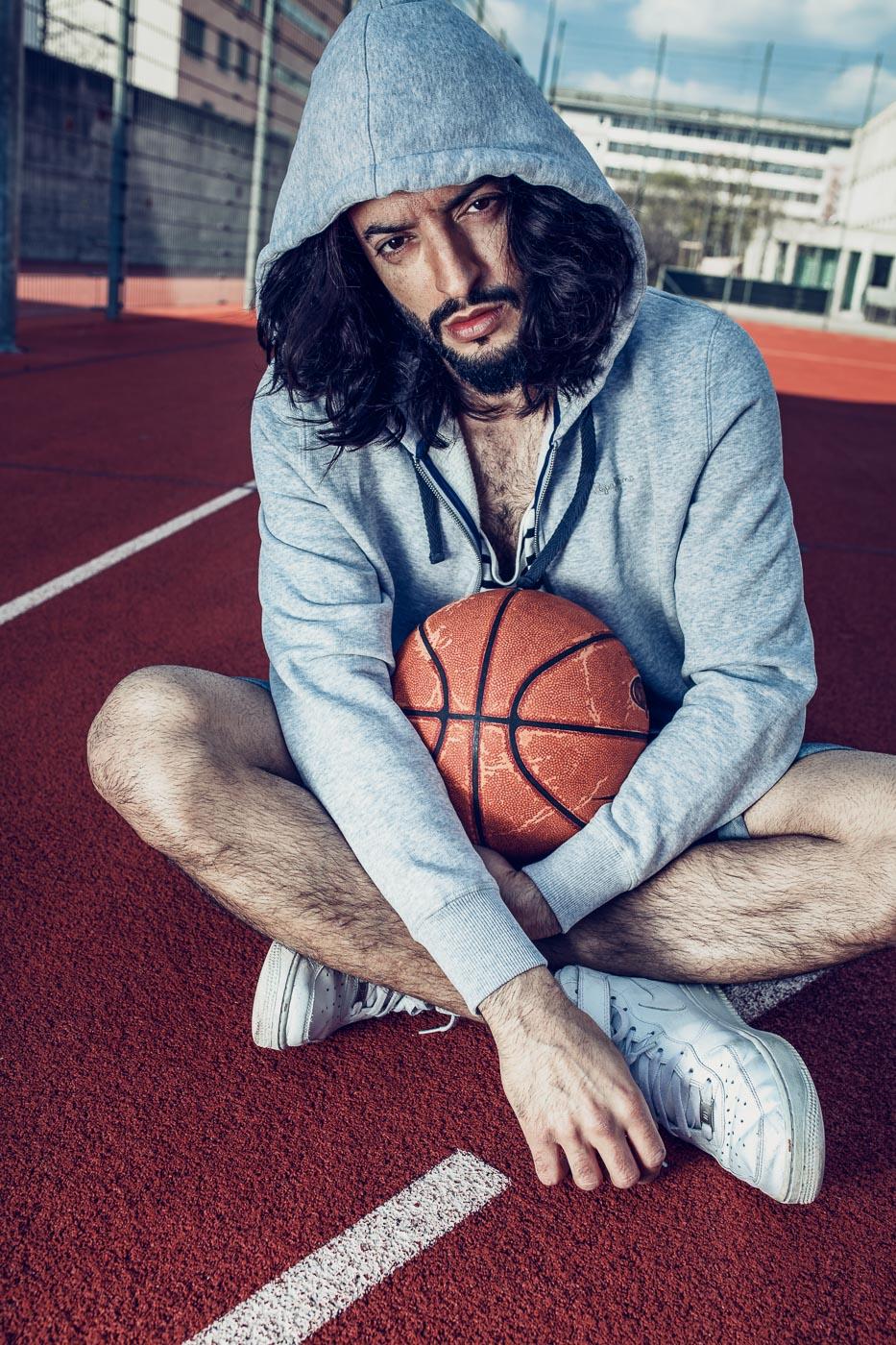 Portrait Fotografie by HENKO - Männer Portrait - Saeed Hosseini