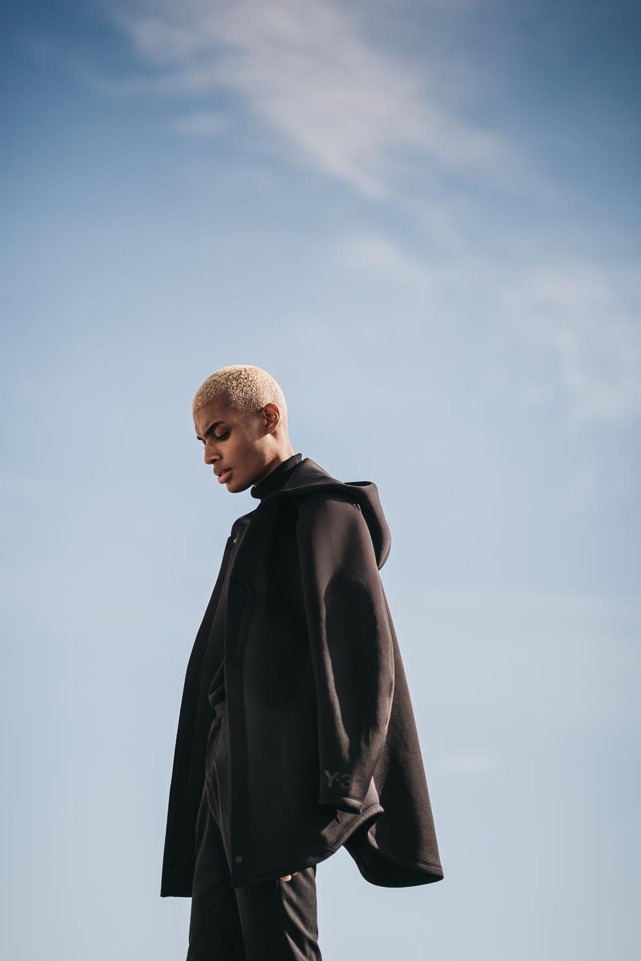Portrait Fotografie by HENKO - Männer Portrait - Saviour SNTM 2019