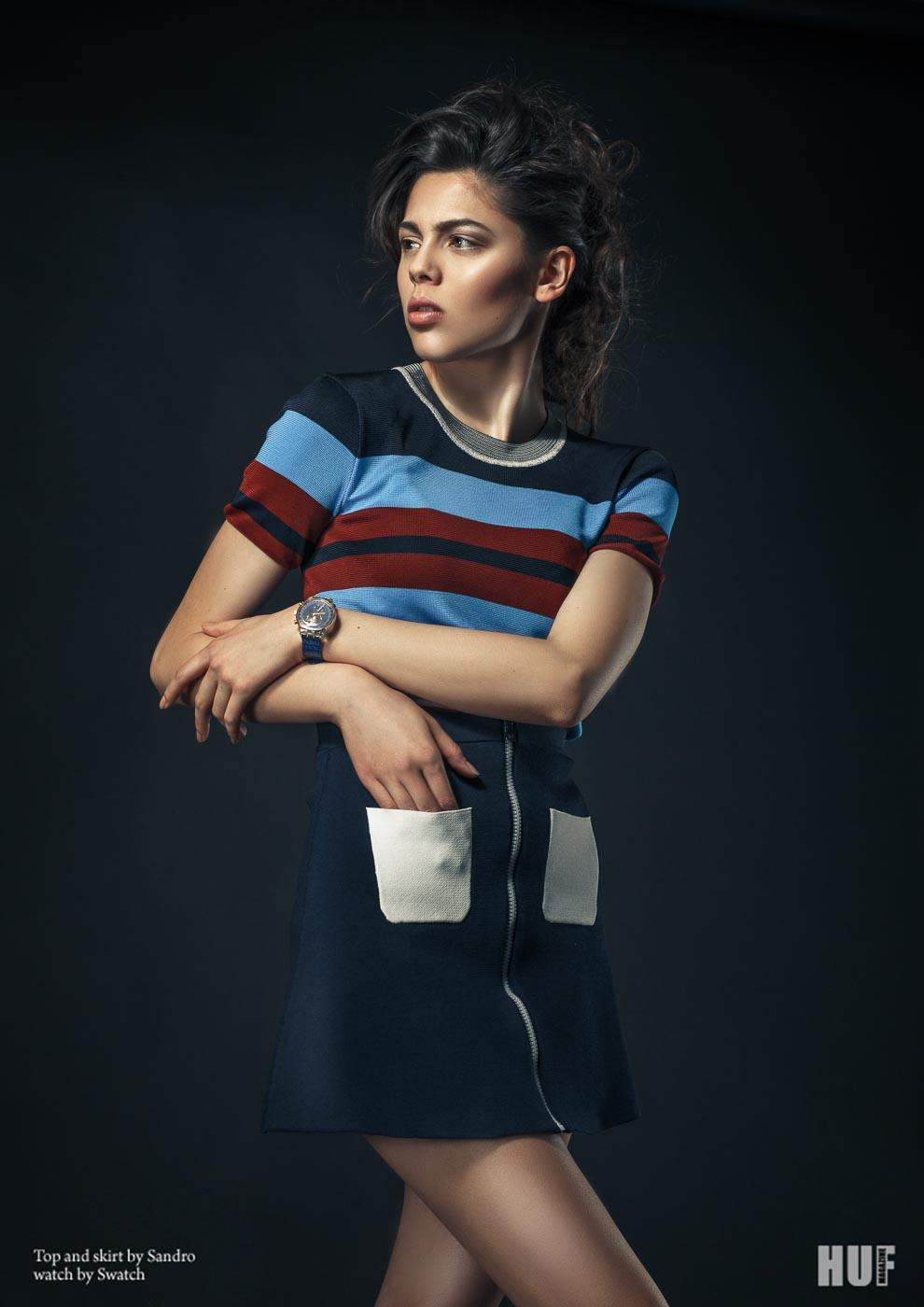 Portrait Fotografie by HENKO - Frauen Portrait - HUF Magazine